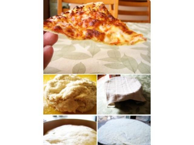Free Book - Five pizza dough recipe favorites