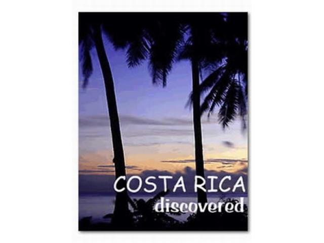 Free Book - Costa Rica Travel Tips