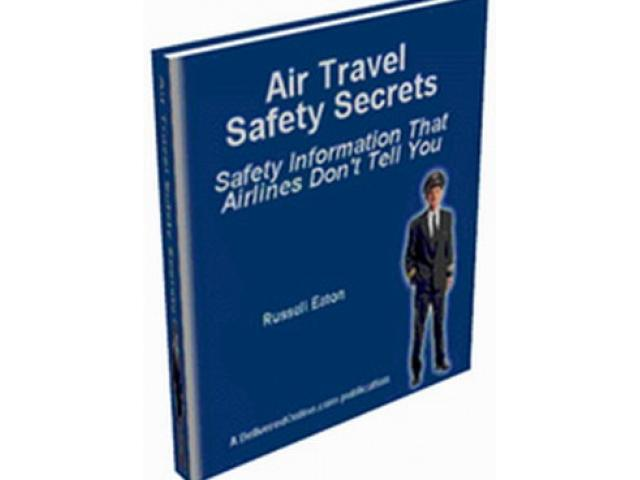 Free Book - Air Travel Safety Secrets