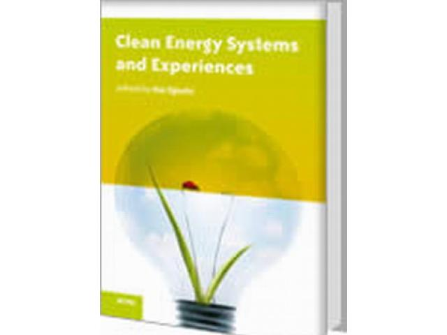 Free Book - Clean energy systems and experiences