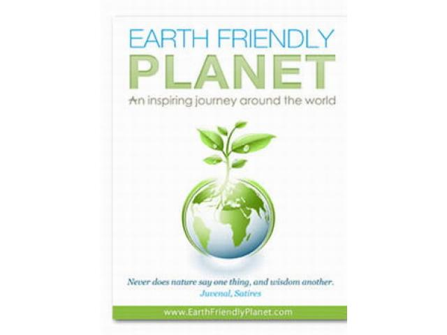 Free Book - Earth Friendly Planet: An Inspiring Journey Around The World