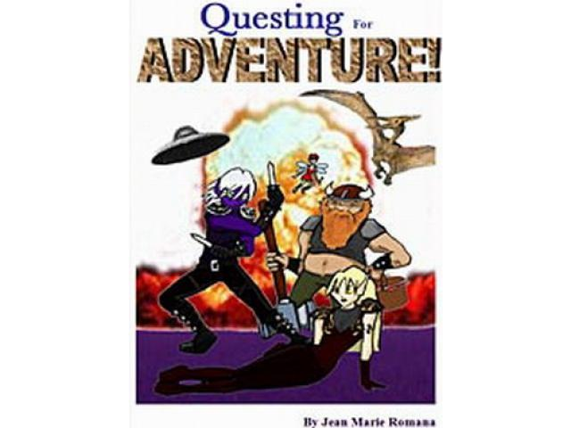 Free Book - Questing for Adventure