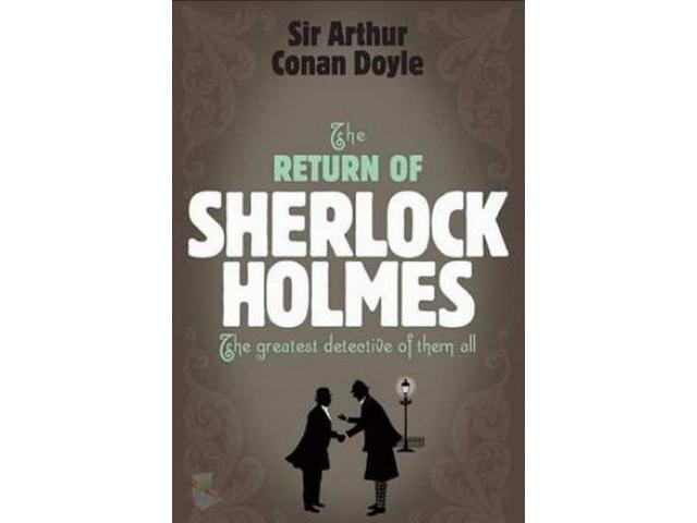 Free Book - The Return of Shelock Holmes