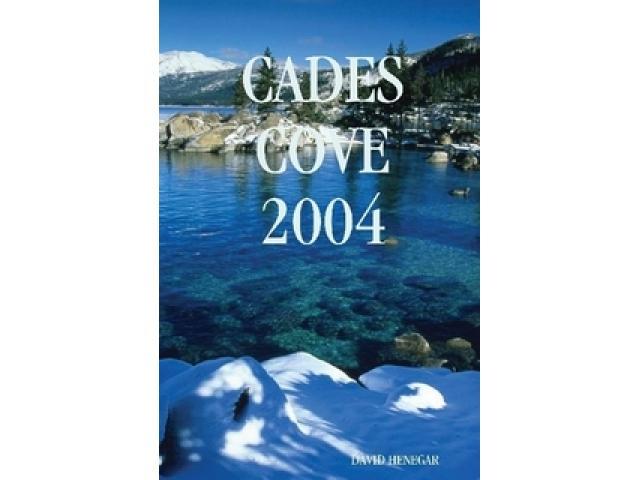 Free Book - Cades Cove 2004