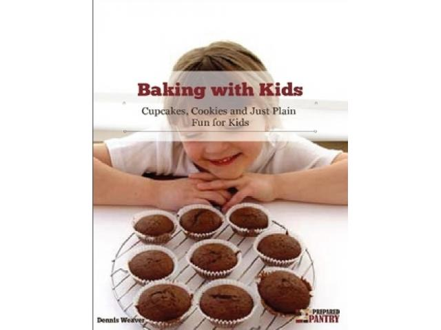 Free Book - Baking With Kids