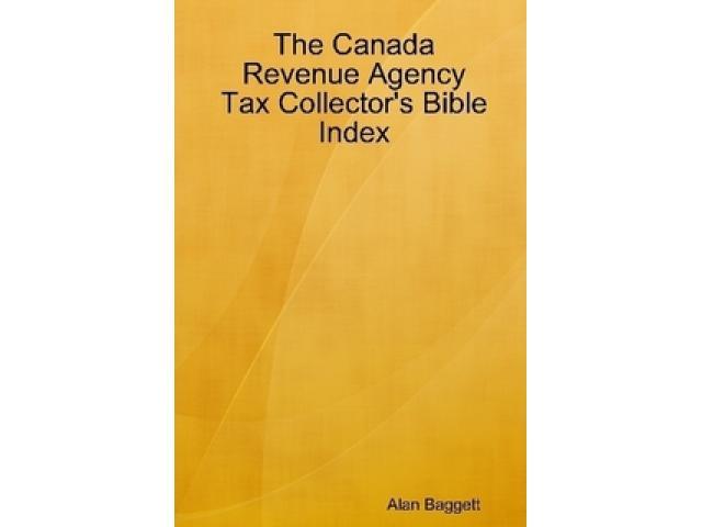 Free Book - The Canada Revenue Agency