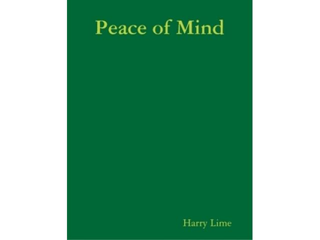 Free Book - Peace of Mind