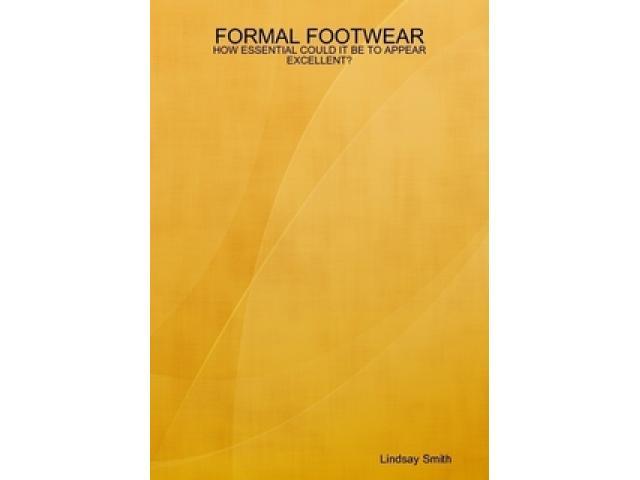 Free Book - Formal Footwear