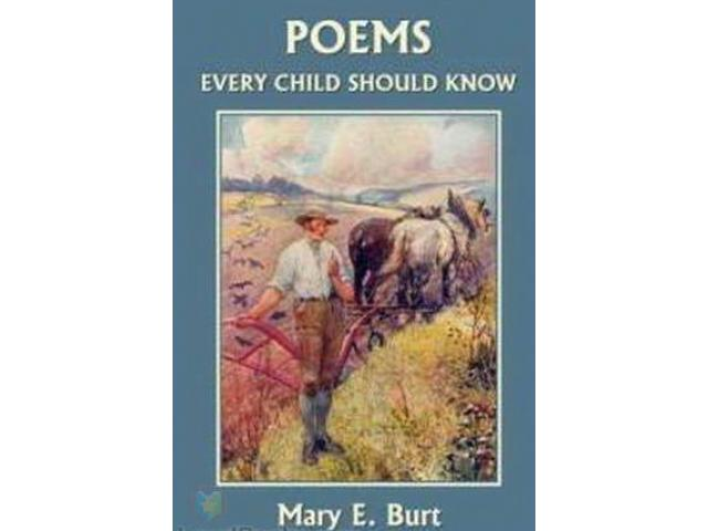 Free Book - Poems Every Child Should Know