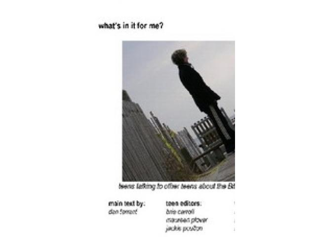 Free Book - What's in it for Me?