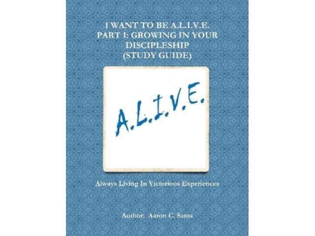 Free Book - Study Guide to Discipleship
