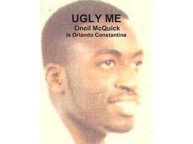 Free Book - Ugly Me - Oneil McQuick