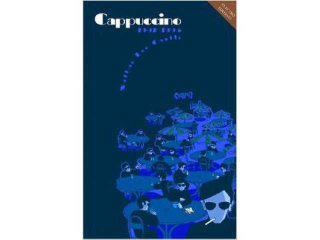 Free Book - Cappuccino Comic Electro Edition