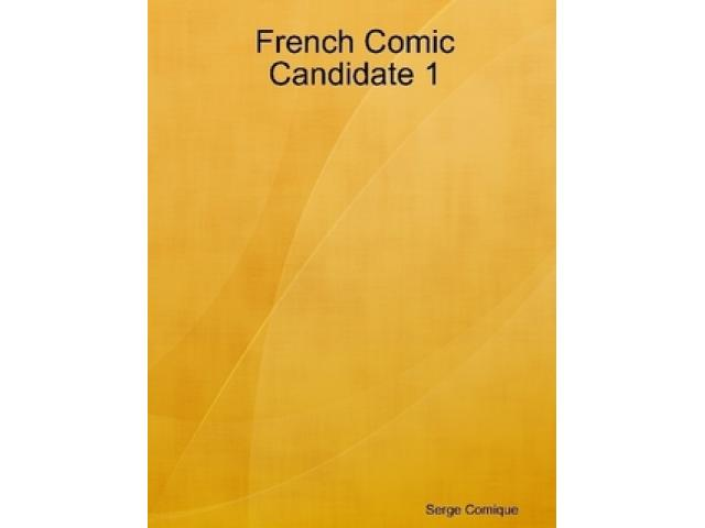 Free Book - French Comic Candidate Volume 1