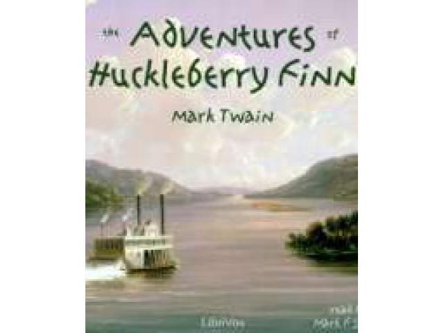 Free Book - Adventures of Huckleberry Finn