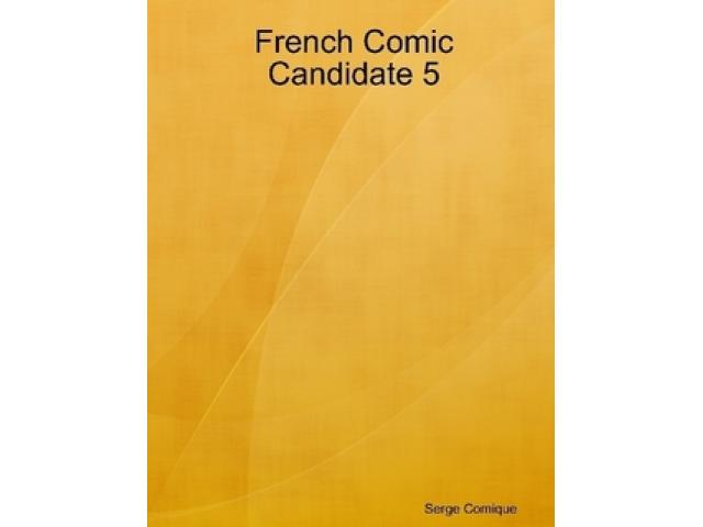 Free Book - French Comic Candidate, Volume 5