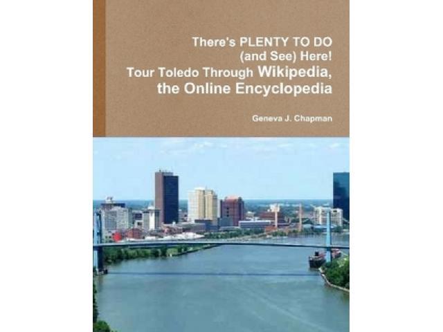 Free Book - Tour Toledo Through Wikipedia, the Online Encyclopedia