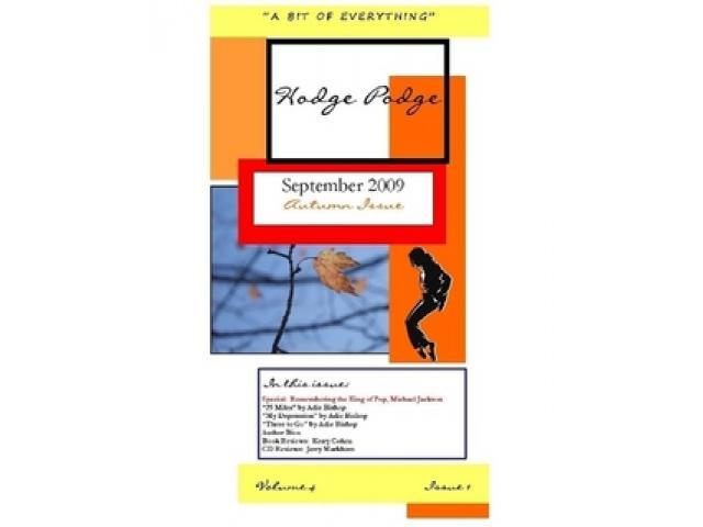 Free Book - Hodge Podge, Volume 3, Issue 1