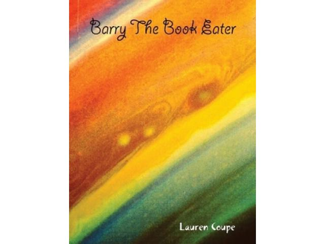 Free Book - Barry The Book Eater