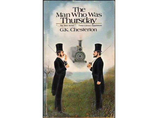 Free Book - The Man Who was Thursday