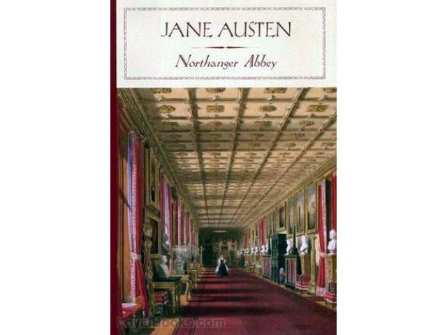 Free Book - Northanger Abbey
