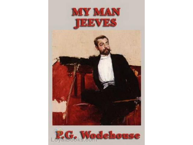 Free Book - My Man Jeeves