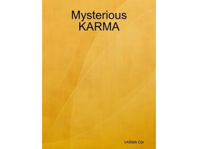 Free Book - Story of the Mysterious KARMA