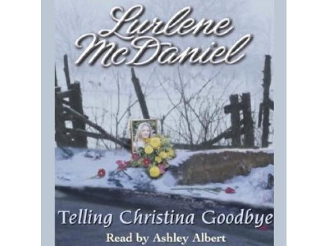 Free Book - Telling Christina Goodbye