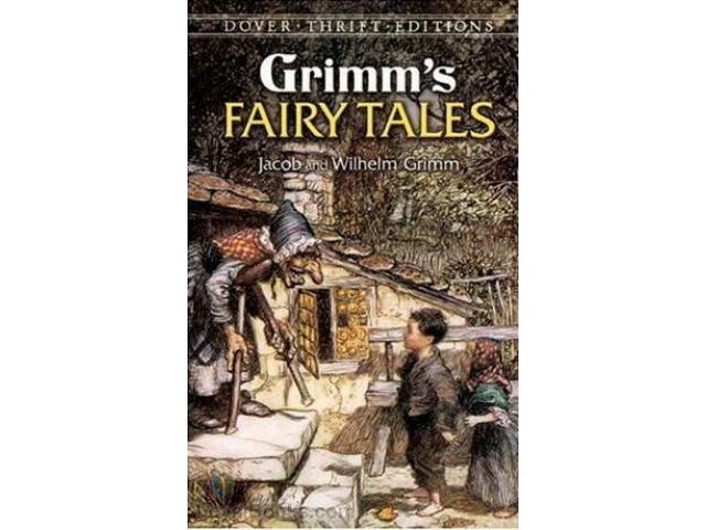 Free Book - Grimms' Fairy Tales