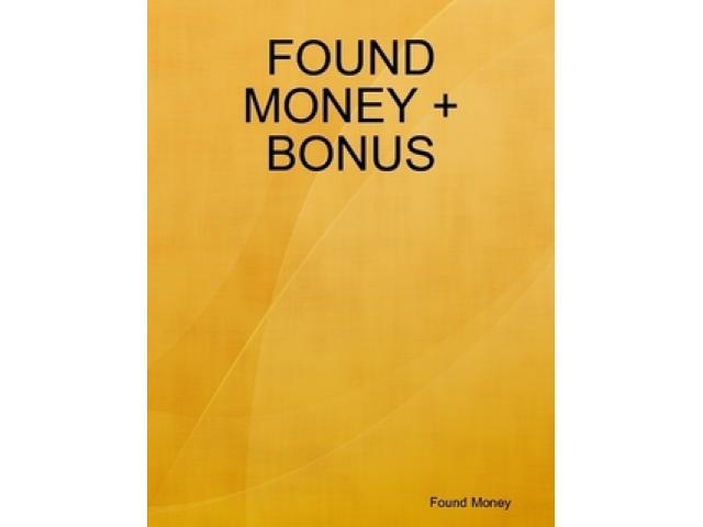 Free Book - Found Money