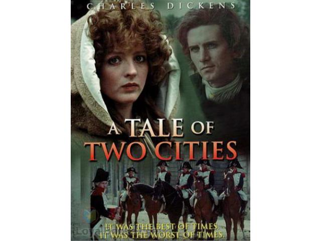 Free Book - A Tale of Two Cities