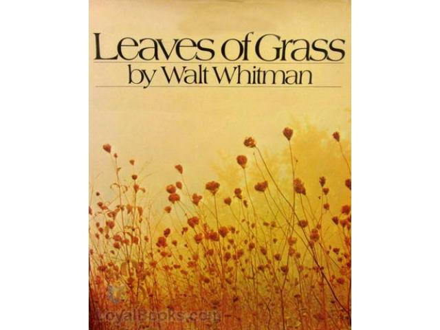 Free Book - Leaves of Grass