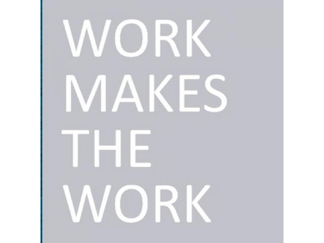 Free Book - Work Makes the Work