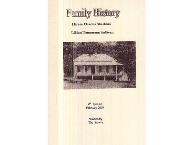 Free Book - Family History