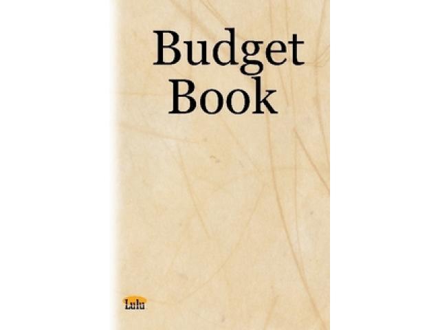 Free Book - Budget Book