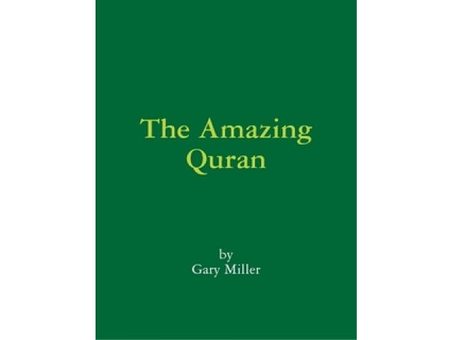 Free Book - The Amazing Quran
