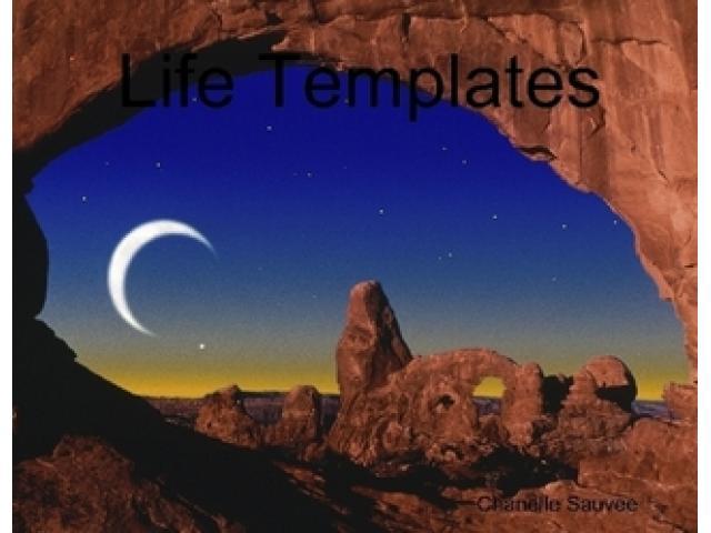 Free Book - Life Templates