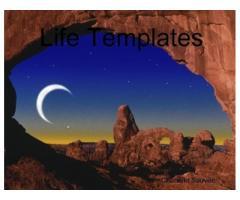 Life Templates