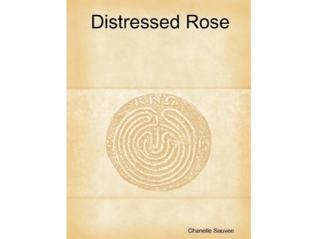 Free Book - Distressed Rose