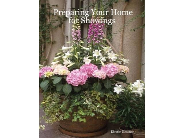 Free Book - Preparing Your Home for Showings