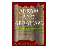Abram and Abraham