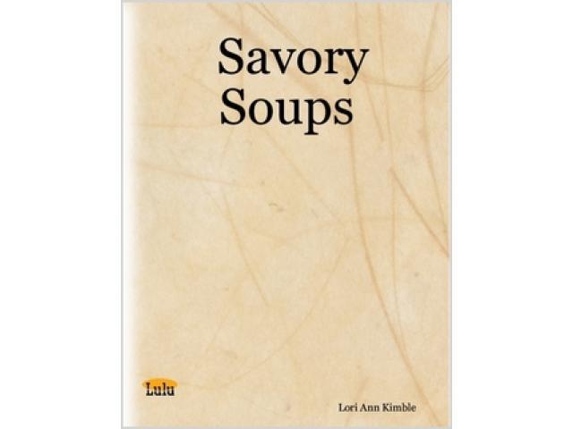 Free Book - Savory Soups