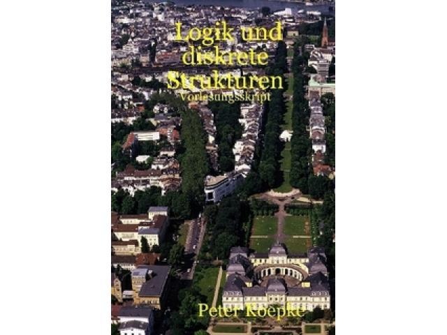 Free Book - Logik und diskrete Strukturen - Vorlesungsskript