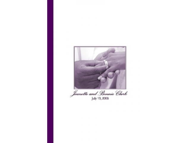 Free Book - Clark wedding