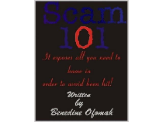 Free Book - scam 101