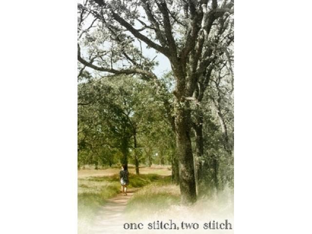 Free Book - One stitch, two stitch