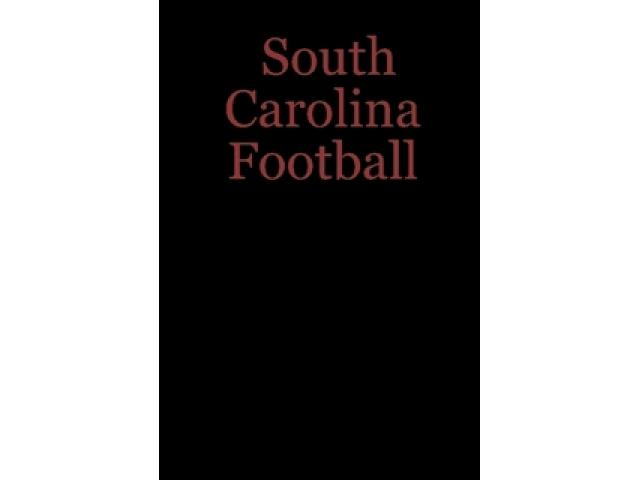 Free Book - South Carolina Football