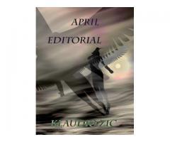 April Editorial