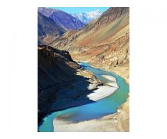 Visit to Indus