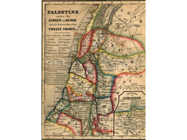 Free Book - Biblical geography